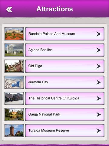 Latvia Tourism Guide screenshot 8