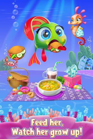 My Little Fish - Underwater Friend - náhled