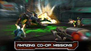 Bounty Hunter: Black Dawn screenshot 4