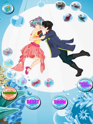 明星的海中婚礼 screenshot 9