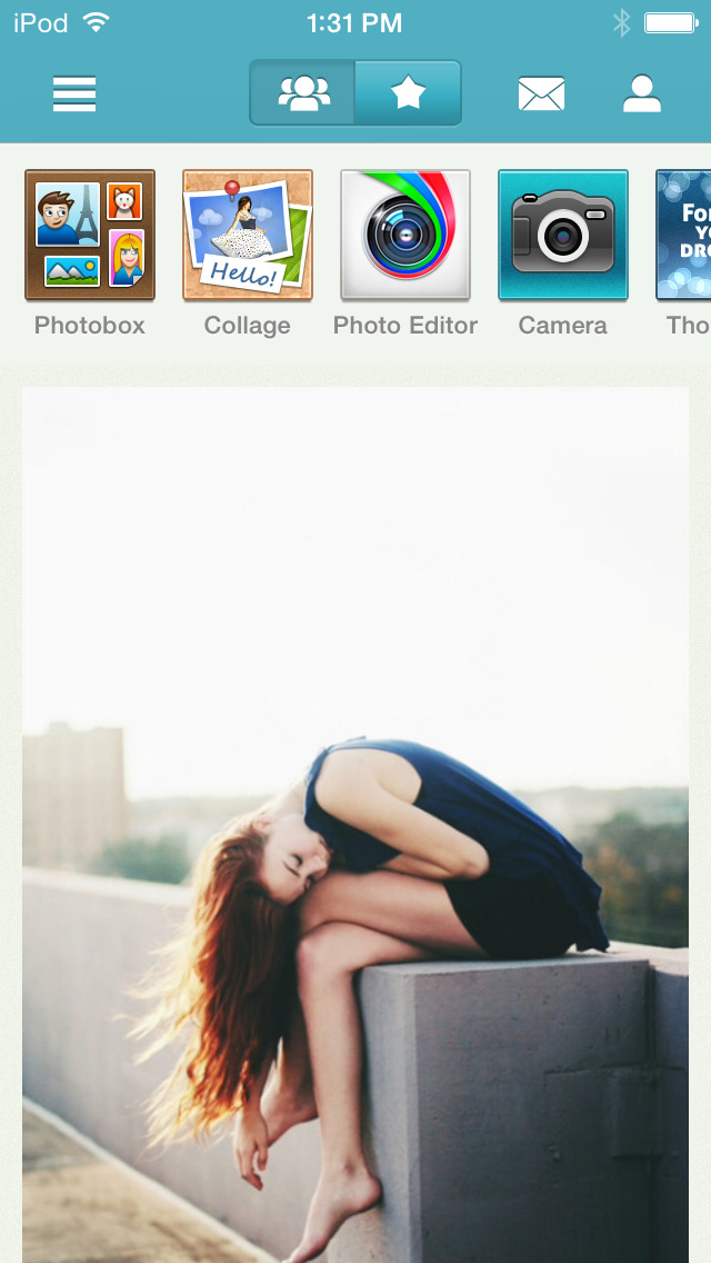 Muzy: Photo Editors, Collages, and More screenshot #1