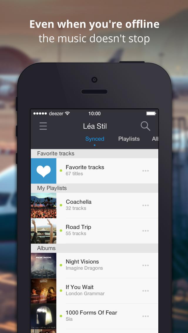 Deezer: Music & Podcast Player screenshot #5