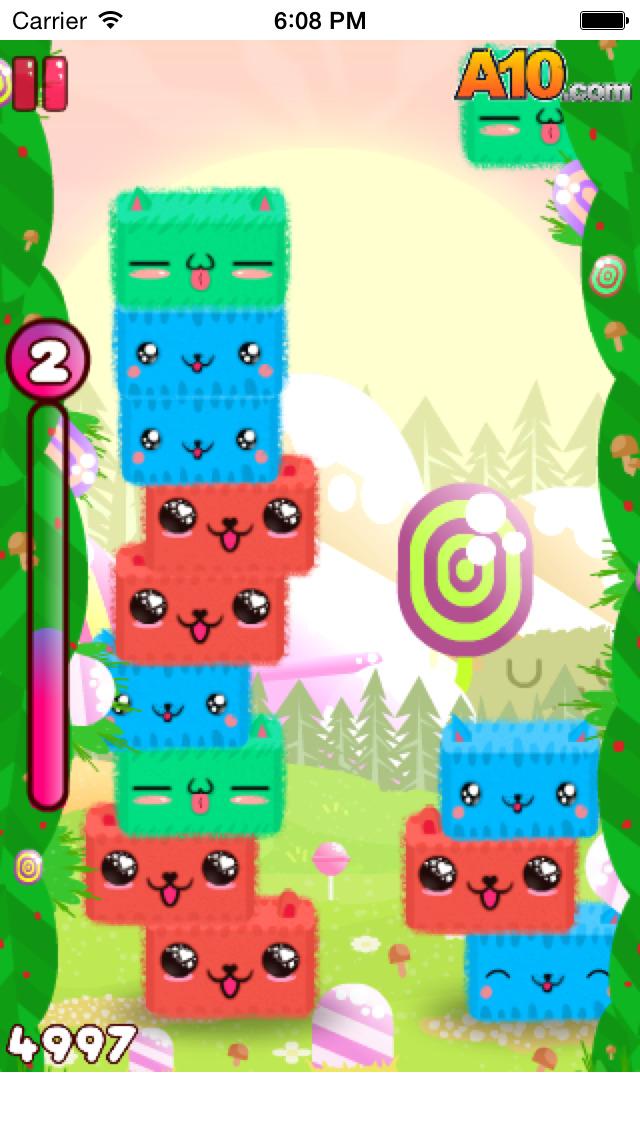 Cute Towers Free Game !!! screenshot 4