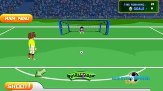 ` Soccer Addict 2015: Pro Football Dream and Kick-Starter Return Free Game screenshot 3