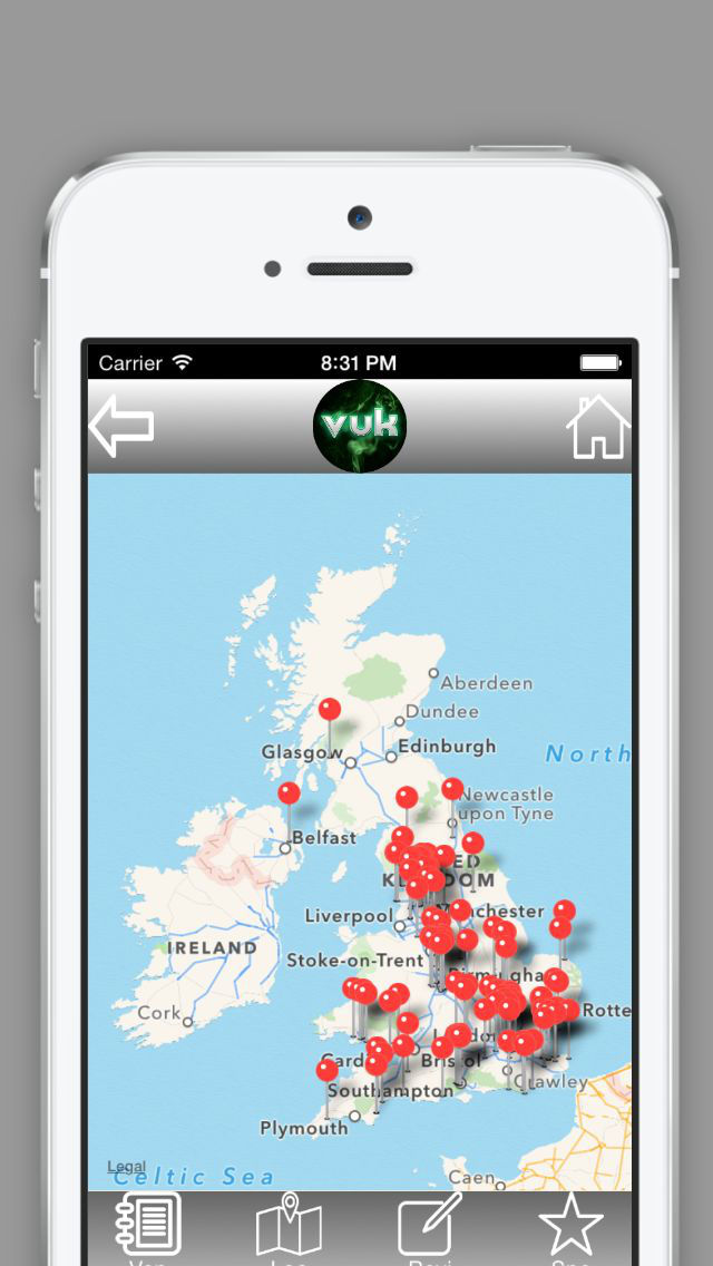 Vaping UK screenshot 2