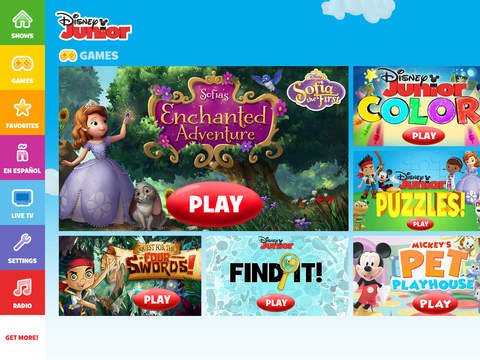 Disney Junior - TV & Games screenshot 10