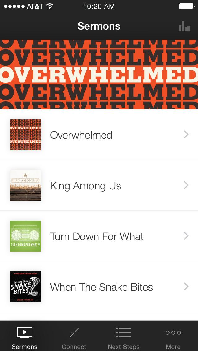 Centerpoint Church App screenshot 1