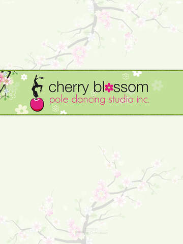 Cherry Blossom Pole Dancing screenshot #1