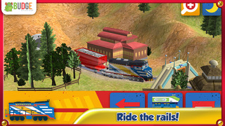 Chuggington Ready to Build – Train Play screenshot 5
