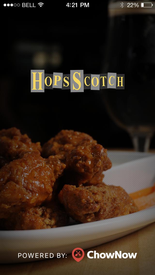 HopsScotch screenshot 1
