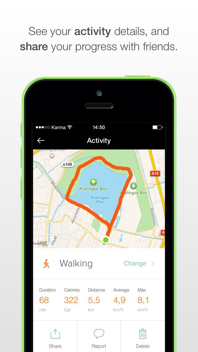 Human - Activity Tracker screenshot 5
