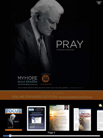South Carolina Baptist Convention Publications screenshot 6