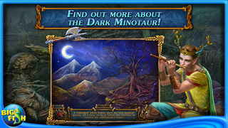 Spirits of Mystery: The Dark Minotaur - A Hidden Object Game with Hidden Objects (Full) screenshot 4