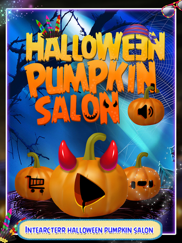 Halloween Pumpkin Salon screenshot 6