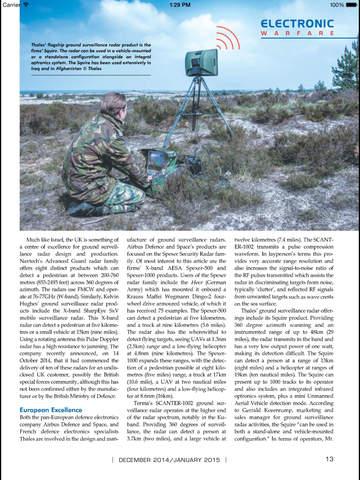 Asian Military Review screenshot 8