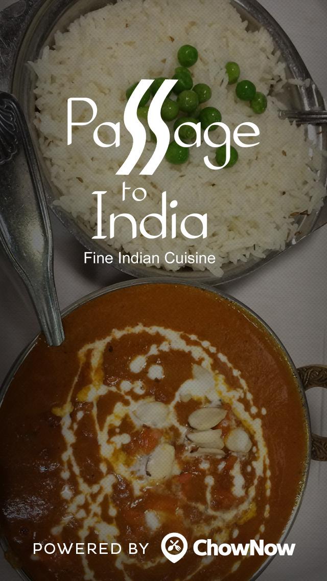 Passage To India Restaurant screenshot 1