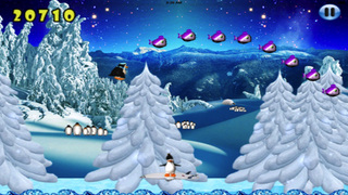 Frozen Stylish Penguin screenshot 4