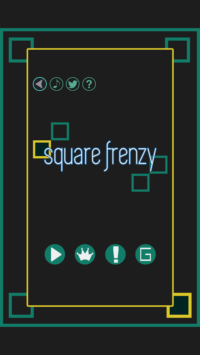 Square Frenzy screenshot 1