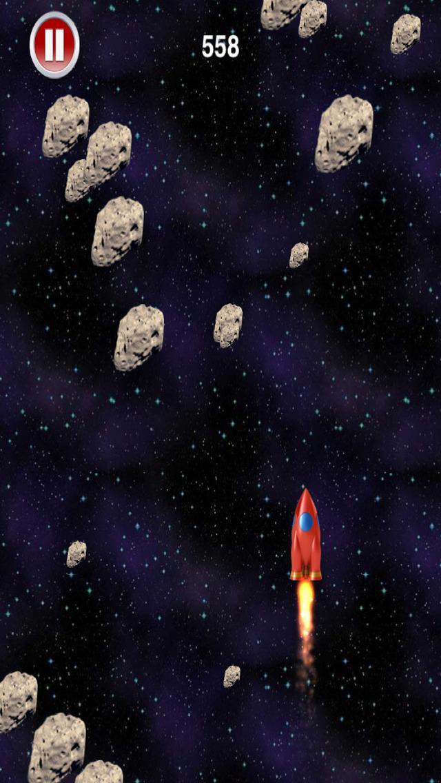 Asteroid Blaster Smasher Space Game FREE screenshot 2