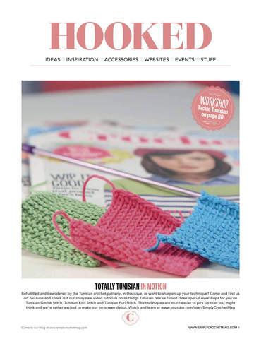 Simply Crochet Magazine screenshot 7