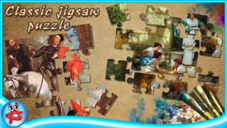 Greatest Artists: Free Jigsaw Puzzle screenshot 2