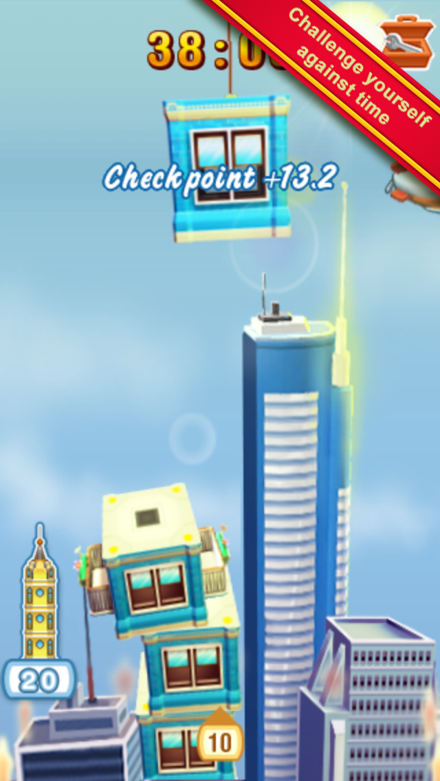 Tower Bloxx Deluxe 3D screenshot #3