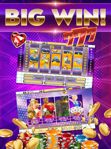Iron Tower Slots of Fortune! (The Daily 7 Dreams USA Adventure) - Big Win Bonus Wheel Casino 2015 screenshot 10
