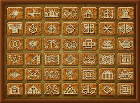 Mahjong II screenshot 4