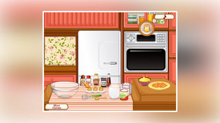 Cooking Frenzy: Walnut Banana Bread Pudding screenshot 1