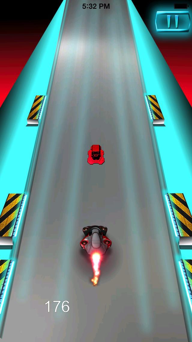 Air Car Police Chase Pro screenshot 3