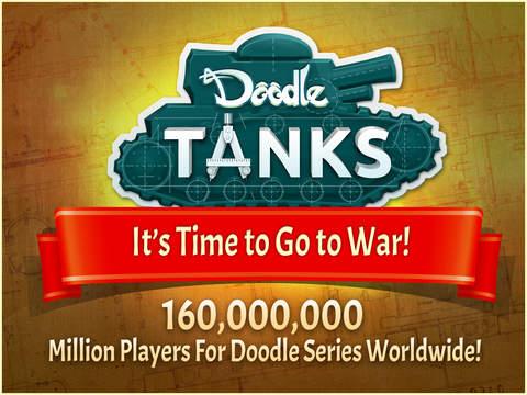 Doodle Tanks™ HD screenshot 6
