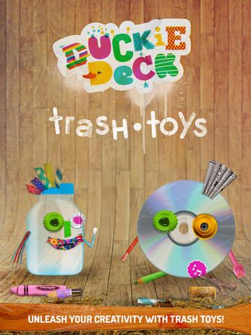 Duckie Deck Trash Toys screenshot 6