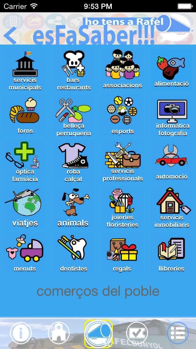 EsFaSaber RAFEL - Toda la información y los comercios de Rafelbuñol screenshot 5