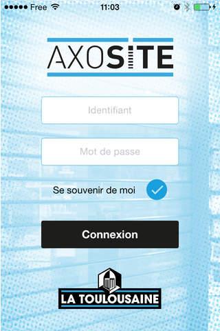 Axosite - náhled