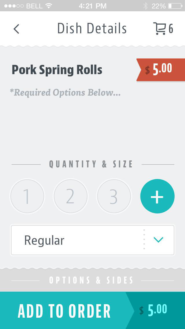 Food Shop screenshot 4