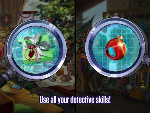 Hidden Objects: Mystery Crimes Christmas screenshot 9