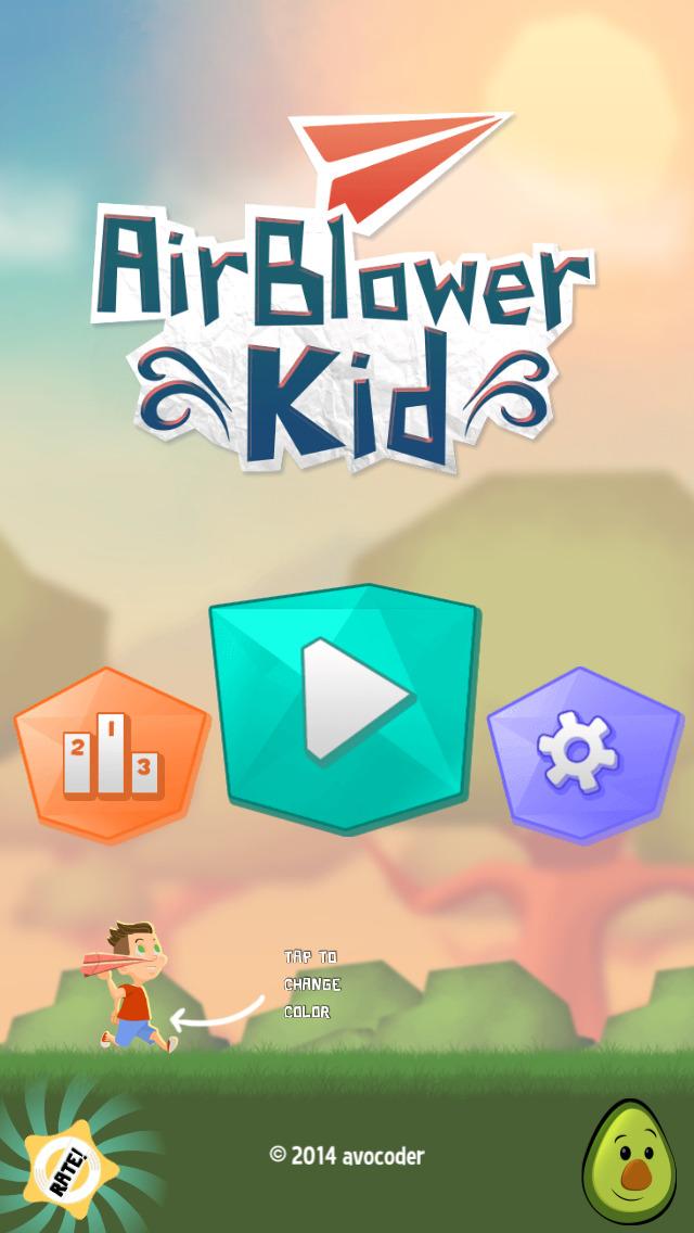 Airblower Kid screenshot 1