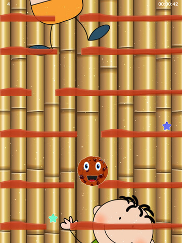 Arcade Cookie Fall Down Racing Casual Popular Fun Gams Free screenshot 10