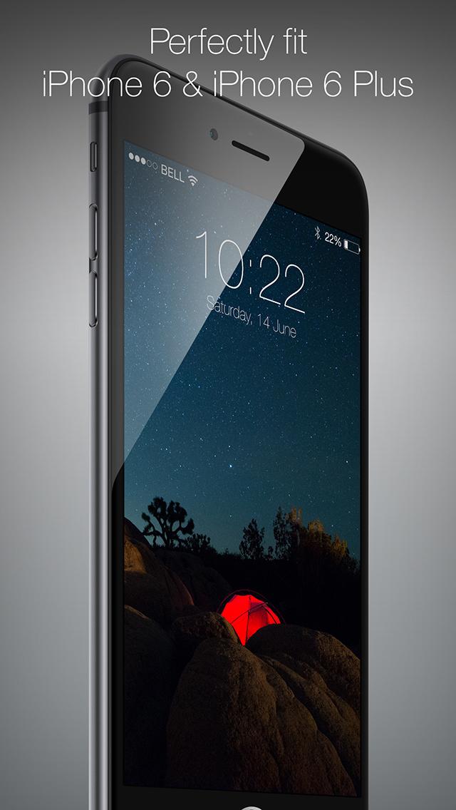 HD Plus Wallpaper 7 for iPhone 7 Plus screenshot 2