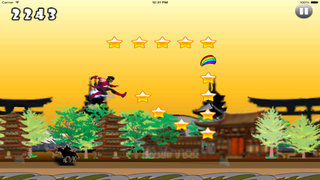 Amazing Robot Ninja Jumper Pro - Pirate Heroes Adventure screenshot 5