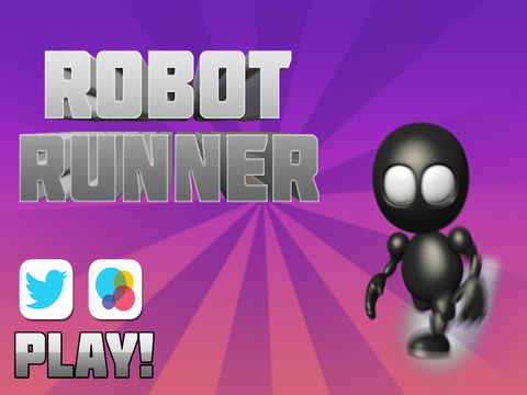 Robor runner HD FREE screenshot 1
