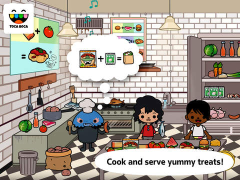Toca Life: Town screenshot 8