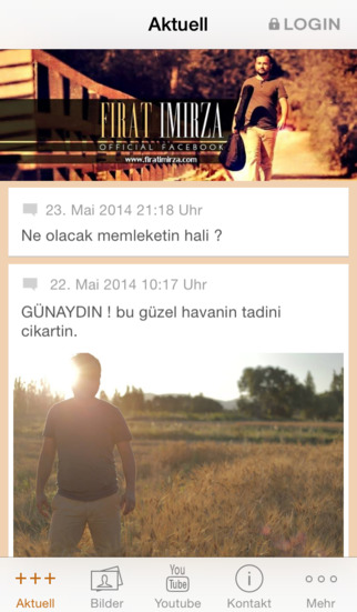 FIRAT IMIRZA screenshot 1