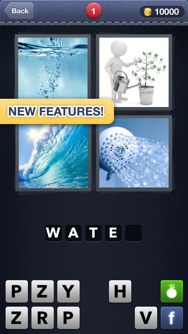 4 Pics 1 Word screenshot #2