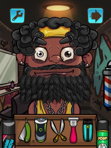 Barber for Gansters PRO screenshot 6