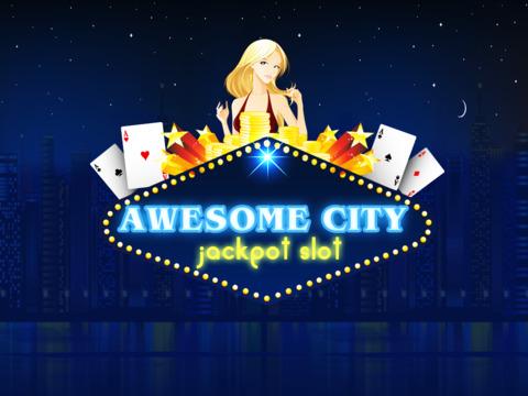 Awesome City Jackpot Slots Pro screenshot 6