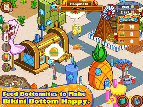 SpongeBob Moves In screenshot 10
