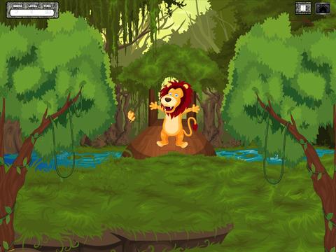 A Lion Safari Feeding Time Free Game screenshot 7