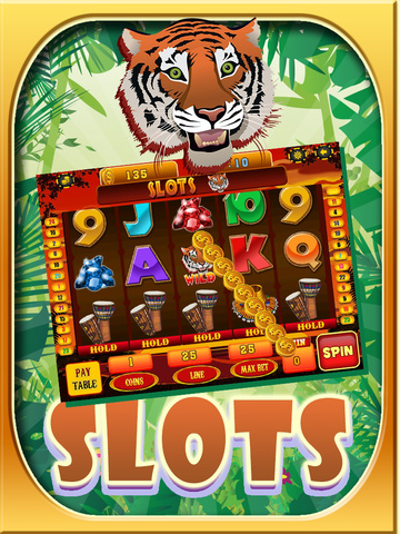 Ace Slots Safari Journey HD screenshot 6