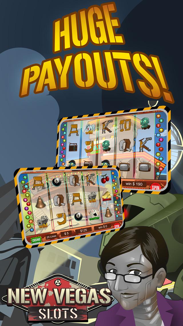 ``New Vegas`` Slots PRO screenshot 3